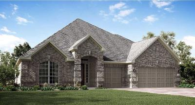 Katy Single Family Home For Sale: 6611 Cottonwood Crest Lane