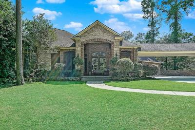 Montgomery Single Family Home For Sale: 18676 W Cool Breeze Lane