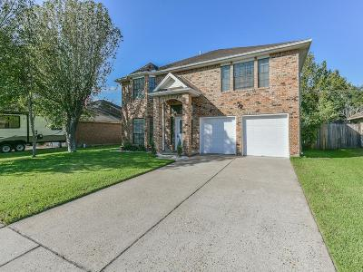 Deer Park Single Family Home For Sale: 3602 Greenwood Place