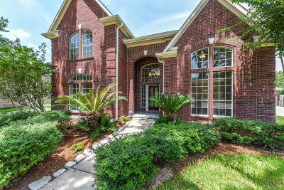 Friendswood Single Family Home For Sale: 510 Lakeside Lane
