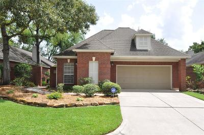 Kingwood Single Family Home For Sale: 3222 Hickory Brook Lane