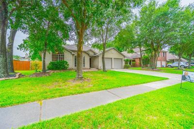 Humble Single Family Home For Sale: 4610 Atascocita Trail