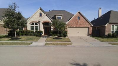 Katy Single Family Home For Sale: 26726 Wylie Valley Lane