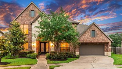 Katy Single Family Home For Sale: 6 Azure Lake Court