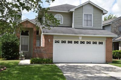 Tomball Single Family Home For Sale: 18111 Beaverdell Drive
