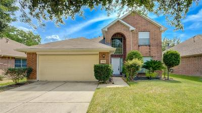 Tomball Single Family Home For Sale: 19331 Scarlet Cove Drive