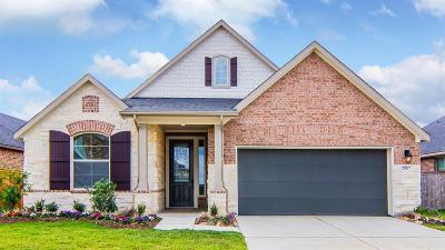 Brookshire Single Family Home For Sale: 29827 Bellous River