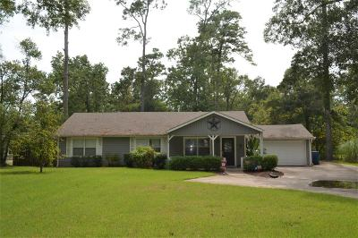 Dickinson Single Family Home For Sale: 3510 Maple Drive