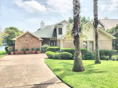 Montgomery Single Family Home For Sale: 3921 Treasure Island Drive