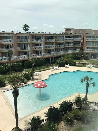 Galveston Condo/Townhouse For Sale: 6300 Seawall Boulevard #2301