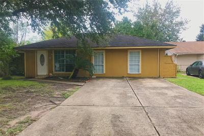 Houston Single Family Home For Sale: 7407 Log Hollow Drive