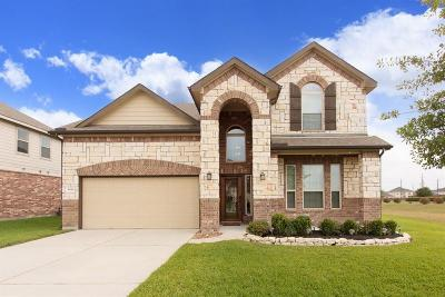 Humble TX Single Family Home For Sale: $259,900