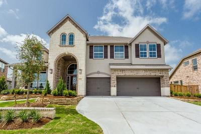 Cypress Single Family Home For Sale: 16914 Himley Drive