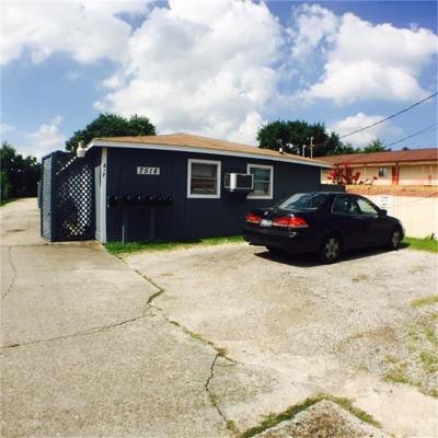 Houston Multi Family Home For Sale: 7518 Morley Street