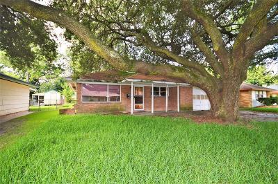 Houston Single Family Home For Sale: 722 Eastlake Street