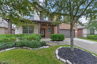 Katy Single Family Home For Sale: 3934 Candle Gate Lane