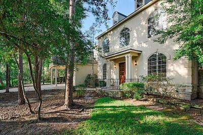 The Woodlands Single Family Home For Sale: 14 Spiceberry Place