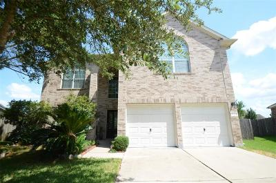 Katy Single Family Home For Sale: 24534 Lower Canyon Lane