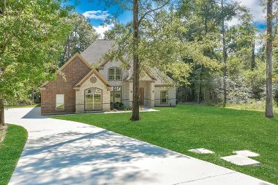 Conroe Single Family Home For Sale: 1904 Boulder Ridge Drive