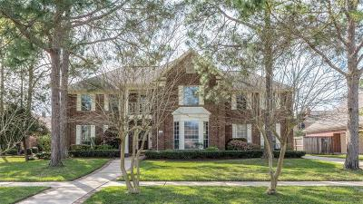 Seabrook Single Family Home For Sale: 903 Lake Country Dr Drive