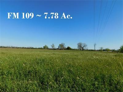 Columbus Farm & Ranch For Sale: 0000 Fm 109