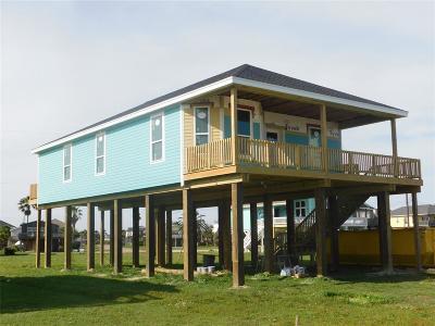 Galveston Single Family Home For Sale: 23150 Verano Drive