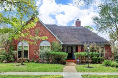 Sugar Land Single Family Home For Sale: 3407 Lakefield