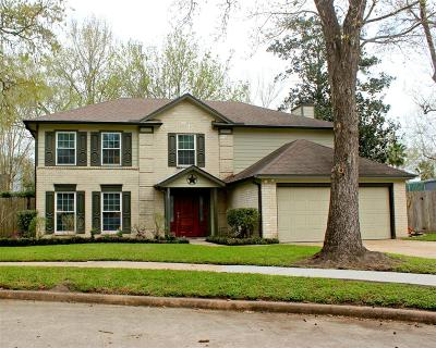 Pearland Single Family Home For Sale: 2315 Marys Creek Court