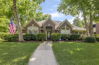 Sugar Land Single Family Home For Sale: 6607 Berrytree Lane