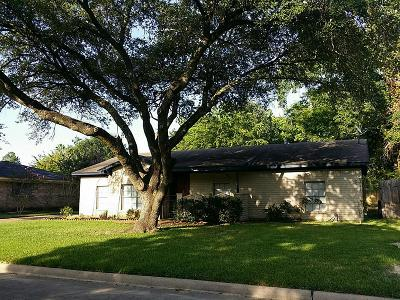 Humble Single Family Home For Sale: 611 Lexington Square