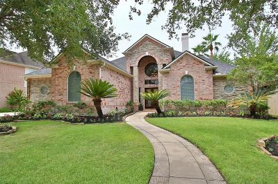 Houston Single Family Home For Sale: 13114 Shermons Pond