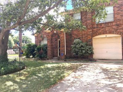 Katy Single Family Home For Sale: 703 E Copper Creek Drive