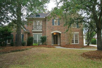Kingwood Single Family Home For Sale: 2431 Riverway Oak Drive
