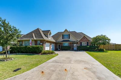 Baytown Single Family Home For Sale: 9502 St Croix Way