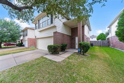 Katy TX Single Family Home For Sale: $184,999