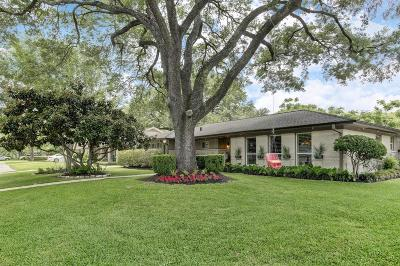 Houston Single Family Home For Sale: 4629 Briarbend Drive