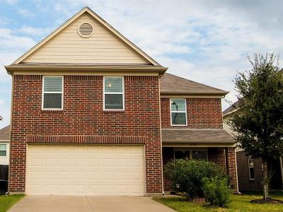 Katy Single Family Home For Sale: 5030 Hickory Burl Court
