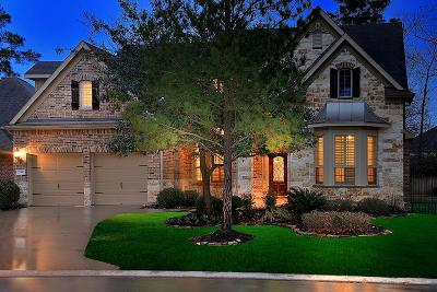 The Woodlands Single Family Home For Sale: 150 S Arrow Canyon Circle