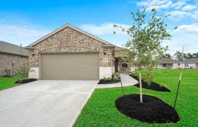 Richmond Single Family Home For Sale: 3322 Fox Sparrow Cove