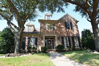 Houston Single Family Home For Sale: 4011 Blue Jasmine