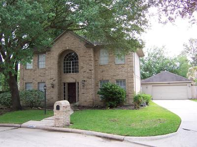Spring Single Family Home For Sale: 307 Magic Oaks Court