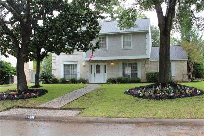 Single Family Home For Sale: 15806 Pebble Bend Drive