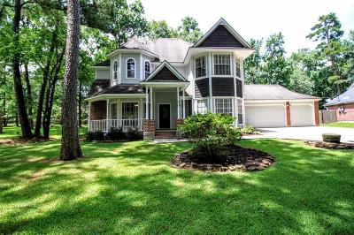 Single Family Home For Sale: 2317 Stableridge Drive