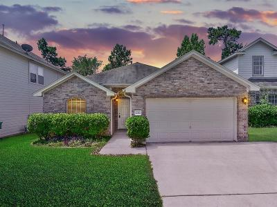 Willis Single Family Home For Sale: 12561 Canyon Hill Drive