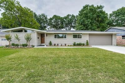 Houston Single Family Home For Sale: 5809 Imogene Street