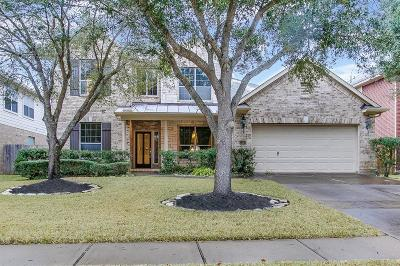 Katy Single Family Home For Sale: 3110 Pennywell Lane