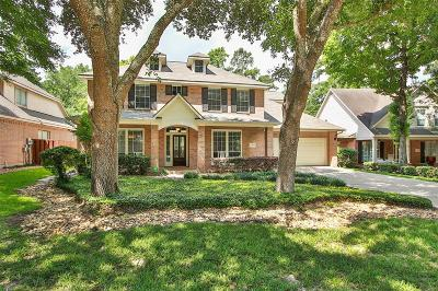 The Woodlands Single Family Home For Sale: 39 S Peaceful Canyon Circle Circle