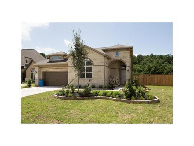 Cypress TX Single Family Home For Sale: $400,497