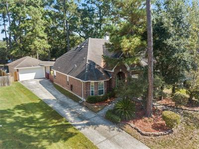 Conroe Single Family Home For Sale: 90 Marlberry Branch Drive
