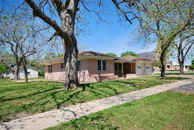 Lavaca County Single Family Home For Sale: 505 N Pecan